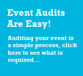Event Audits Are Easy!