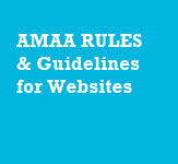 AMAA Website Rules & Guidelines