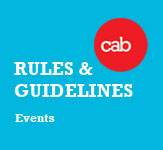 CAB Rules &amp; Guidelines Events
